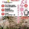 桜の開花直前!!『千代田のさくらまつり』