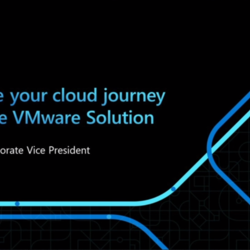 Microsoft Azure VMware Solution 最新情報 from Microsoft Ignite
