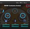 【MHW:I】見た目を自由に変更できるツールMHW Costume Armorの紹介【mod】