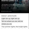 Martin GarrixとDavid Guettaの共作 So Far Awayが泣ける