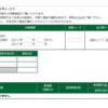 本日の株式トレード報告R1,08,20