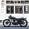 Kawasaki 250TR Caferacer Bobber G-LADDER Special (Not for sale)