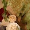 栗ご飯・お団子・ススキで、十三夜。【お野菜高騰でおいしく節約】大根葉編。庭で栽培しているニラ、小ネギ、パクチー編。