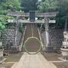 夏越の大祓で茅の輪くぐりと富士山開き
