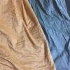 #111 ユニクロで色チ買い ハイウエストコットンローンスカート