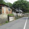 大阪府柏原市 河内堅上駅と周辺の古びた風景