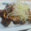 豚と茄子の辛味噌炒め定食