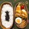 20170904鶏胸肉のピカタ弁当【私の考える時短弁当】