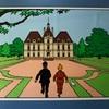 タンタンのお城「Le château de Cheverny(シュヴェルニー城)」はいい気を感じた場所だった
