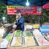 日本でも流行っているという花椒(ホワジャオ)!タイでは屋台のBBQで人気!