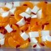杏仁豆腐とミカン缶