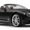 新型ベントレーコンチネンタル GT V8 コンバーチブル コンフィギュレーター