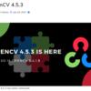 【プログラミング】OpenCV 4.5.3 / 3.4.15 がリリースされました!