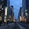 ある1日・銀座〜東京編