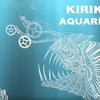 Deep sea fish ,Nautilus(sub adult),Humpback Whaleの切り絵でAquarium。水族館風のVideo動画 第2弾。