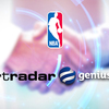 NBA announces first betting data partnerships in the U.S. with Sportradar and Genius Sports