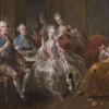 『一杯のチョコレート』を楽しむパンティエーヴル公の家族と フランス革命「9月虐殺」