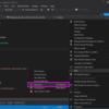 Visual Studio で README.md を追加して編集する
