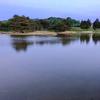 梵字が池(岩手県平泉)