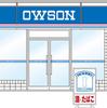 OWSONになっているLOWSONが六本木にあるらしい(期間限定)