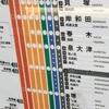 くうつかこれにて大阪旅行終了です