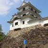 No.107⌒★白石城と門と阿梅姫【白石市】