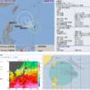 【台風20号発生】18日03時にフィリピンの東で台風20号『ノグリー』が発生!21日03時には沖縄の南で熱帯低気圧に!気象庁・米軍・ヨーロッパ中期予報センターの予想は?南東には台風21号の卵(97W)も存在!