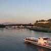 アヴィニヨン観光 アヴィニヨンの橋の写真をあっちからこっちから撮ってみた。