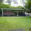 苫小牧市 アカシア公園内 王子製紙軽便鉄道「山線」4号機関車