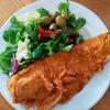 Kilburn 駅すぐの人気 Fish and Chips 屋さん Cod's Plaice でテイクアウェイ♪【フィッシュアンドチップス/キルバーン】