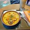 「サンマルクカフェ」で何故かドリアをやってたので食べてみた。調べてみれば納得の訳と安定の美味しさでしたのでいかが?
