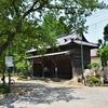 中山法華経寺の絵馬堂