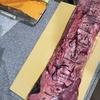 マイマザーがブロック肉買ってきてくだすった❗