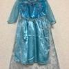 メルカリで購入  エルサなりきりドレス