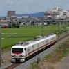 検測車 on 水戸線(玉戸~下館)