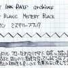 #041 MONTBLANC MYSTERY BLACK