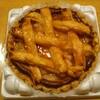 7月のサンクドノア:白桃とクルミのパイ