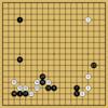AlphaGo対AlphaZeroの棋譜2