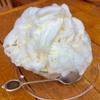フォレストコーヒーでかき氷を食べたよ
