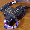 何をいまさら Canon EOS M3 物語 / ストラップをひと工夫