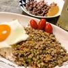 挽肉のタイ風炒めご飯 (中国妻料理)