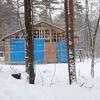 国立公園に家を建てるとは・・