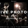 〈ライブ撮影Vol.4〉ロックバンド『Re:nest』@F.A.D YOKOHAMA
