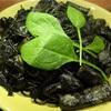 イカスミパスタを作ってみたら美味しかったのでレシピをご紹介|実は初めて食べたんです。。