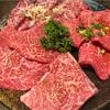 仙台牛 4種の盛り合わせ(牛和鹿/六本木)