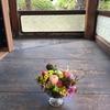 ストーリーのある作品 「水曜日に飾るお花」 in 旧小澤家住宅