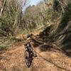 グラベルを探して里山をうろうろとクロスバイクで走る