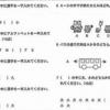慶応幼稚舎の入試問題とか言うガセネタ