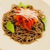 旨すぎて松本人志さんが頭を抱えた喬楽亭「トマト蕎麦」を想像料理