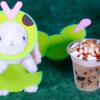 【クリームたっぷりコーヒーゼリー】ファミリーマート 4月7日(火)新発売、ファミマ コンビニ スイーツ 食べてみた!【感想】